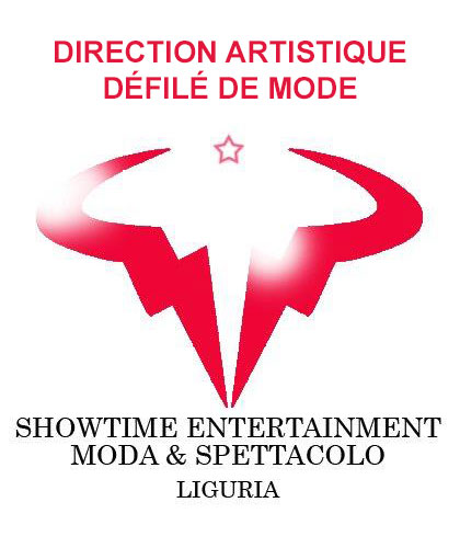 LOgo Show Time Entertainment direction artistique defile de mode